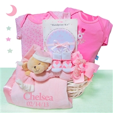 Personalized Bear Nap Time-Girl