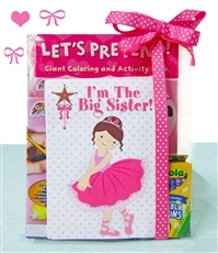 ADD Ballerina Big Sister Gift Set